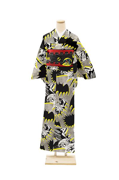 【DC展 スーパーヒーローの誕生】浴衣