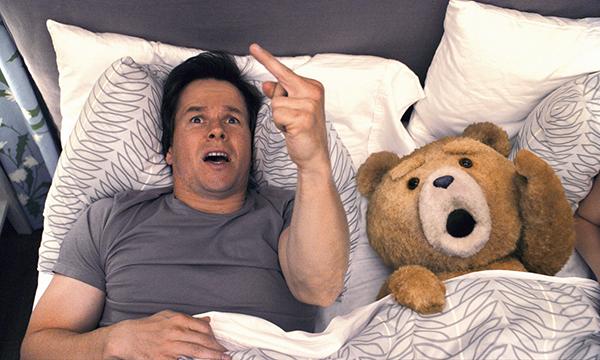 映画『テッド』マーク・ウォールバーグ