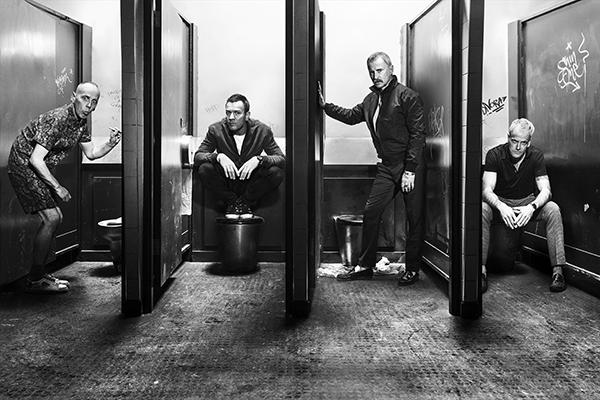 映画『T2 トレインスポッティング』ユアン・マクレガー/ユエン・ブレムナー/ジョニー・リー・ミラー/ロバート・カーライル