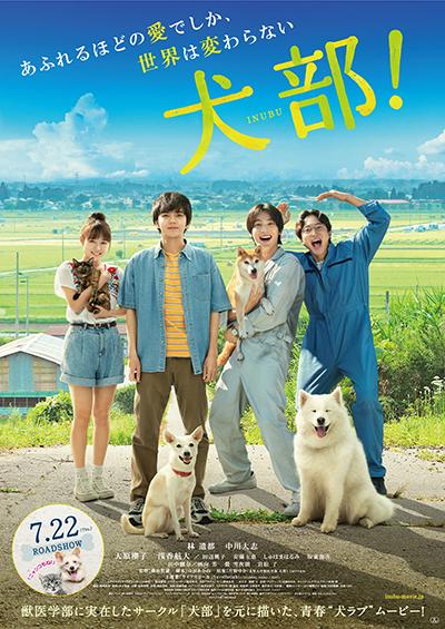 映画『犬部!』林遣都/中川大志/大原櫻子/浅香航大