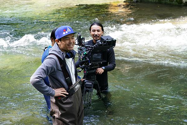 映画『リスタート』メイキング、品川ヒロシ監督