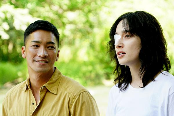 映画『リスタート』EMILY(HONEBONE)/SWAY(DOBERMAN INFINITY/劇団EXILE)