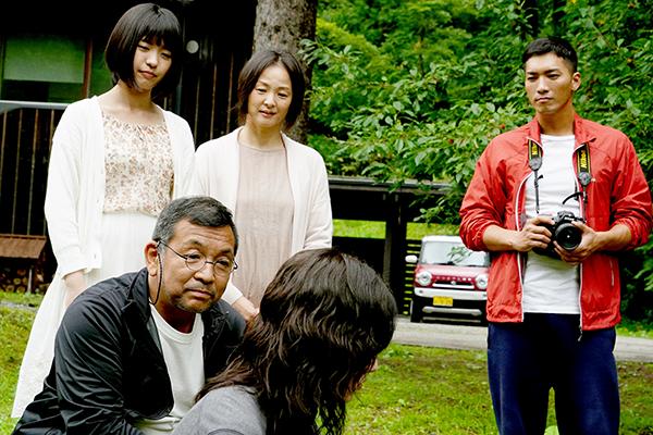 映画『リスタート』EMILY(HONEBONE)/SWAY(DOBERMAN INFINITY/劇団EXILE)/中野英雄ほか