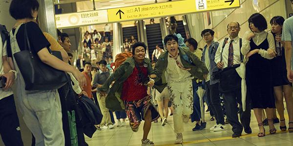 映画『唐人街探偵 東京MISSION』ワン・バオチャン/リウ・ハオラン