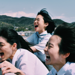 映画『サマーフィルムにのって』伊藤万理華/河合優実/祷キララ