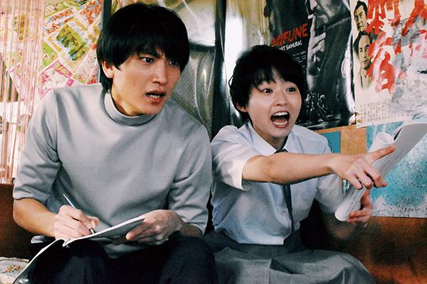 映画『サマーフィルムにのって』伊藤万理華/金子大地