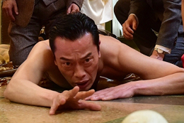 映画『ギャラクシー街道』遠藤憲一