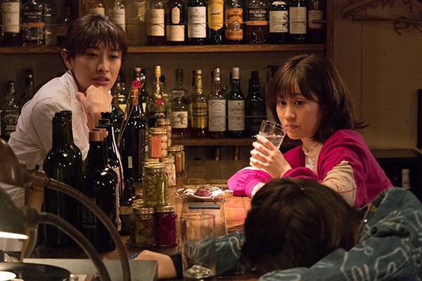 映画『食べる女』前田敦子/山田優