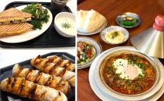映画『モロッコ、彼女たちの朝』タイアップキャンペーン、料理