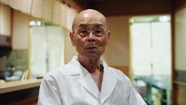 映画『二郎は鮨の夢を見る』小野二郎