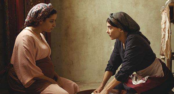 映画『モロッコ、彼女たちの朝』ルブナ・アザバル/ニスリン・エラディ