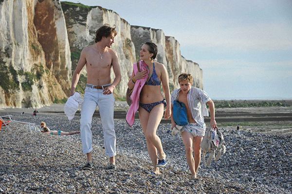 映画『Summer of 85』バンジャマン・ヴォワザン/フィリッピーヌ・ヴェルジュ