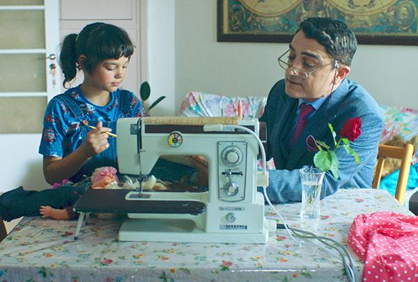 映画『テーラー 人生の仕立て屋』ディミトリス・イメロス