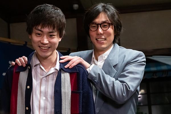 映画『キネマの神様』菅田将暉/野田洋次郎