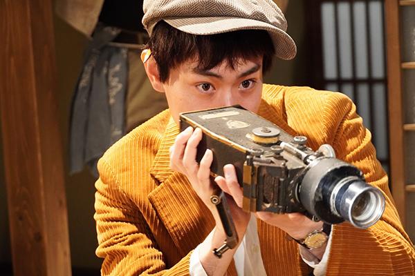 映画『キネマの神様』菅田将暉