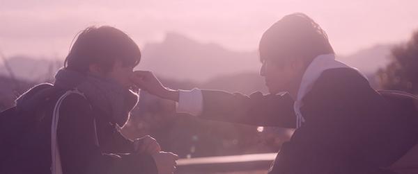 短編映画『息をするように』伊藤万理華/小野寺晃良