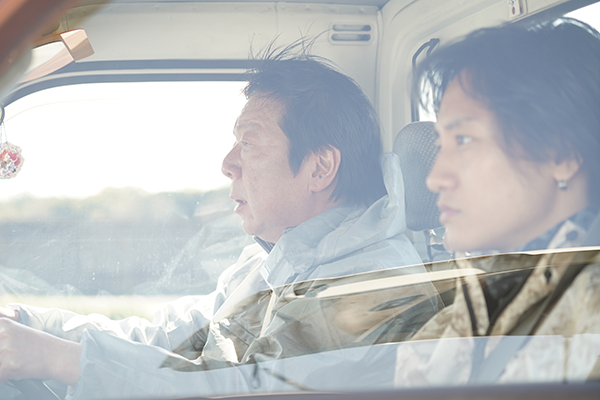 映画『空白』古田新太/藤原季節