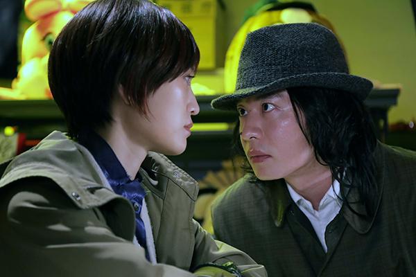 Huluオリジナル『死神さん』田中圭/前田敦子