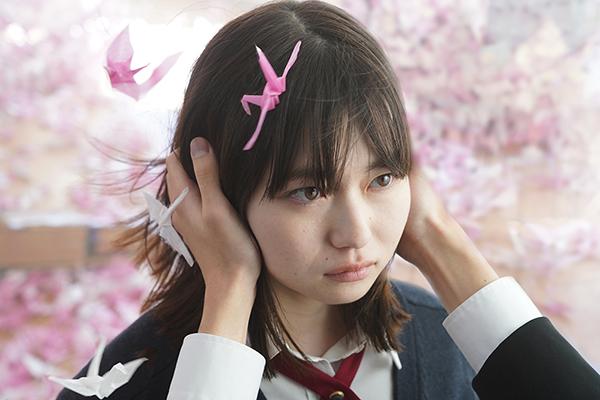 映画『ひらいて』山田杏奈