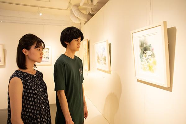 映画『かそけきサンカヨウ』志田彩良/鈴鹿央士