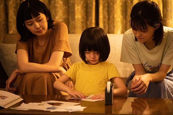 映画『かそけきサンカヨウ』志田彩良/菊池亜希子