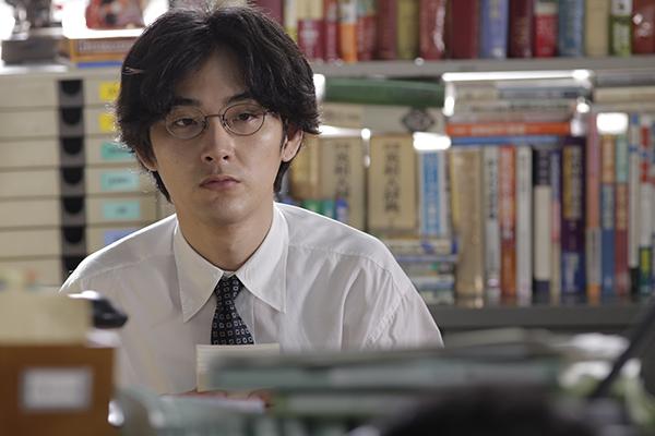 映画『舟を編む』松田龍平