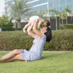 Pixabayによる写真:ママと赤ちゃん